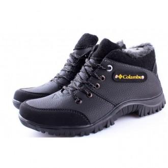 Зимняя мужская обувь есть оптом и розница. Киев. фото 1