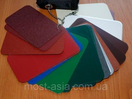 Металлический лист окрашенный, Лист цветной металлический. Киев. фото 1
