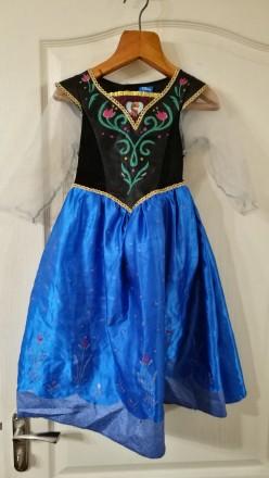 Плаття - Disney - на 5 - 6 років.. Ровно. фото 1