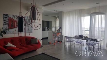 Продам квартиру 108 кВ м в Новострое бизнес класса с новым ремонтом. Квартира ме. Парк Чкалова, Днепр, Днепропетровская область. фото 1