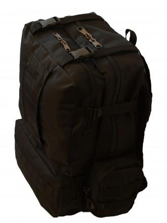 Тактический туристический рюкзак