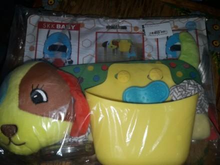 игрушка подвеска на кроватку/коляску. Кривой Рог. фото 1