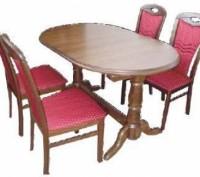 Обеденные комплекты мебели Стол и стулья. Киев. фото 1