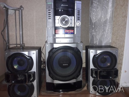 ᐈ Продам Музыкальный центр Sony MHC-RG590S ᐈ Киев 2700 ГРН ... dcae9f81c3f