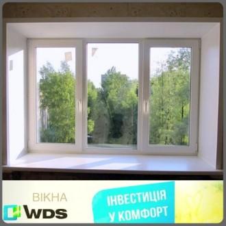 Продажа и установка пластиковых окон в Энергодаре. Гарантированное качественное . Энергодар, Запорожская область. фото 2