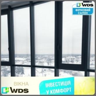 """Продажа и установка балконных рам, п - образных балконов, балконы """"под-ключ"""" в Э. Энергодар, Запорожская область. фото 4"""