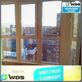 """Продажа и установка балконных рам, п - образных балконов, балконы """"под-ключ"""" в Э. Энергодар, Запорожская область. фото 6"""