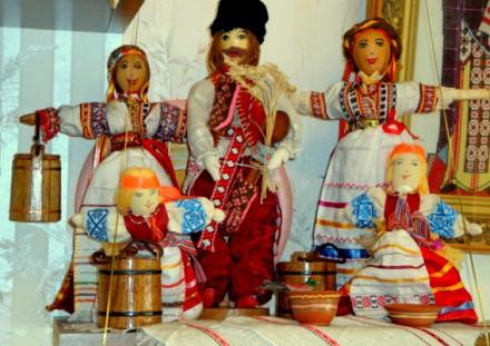 Народная кукла украинская подарок из украины сувениры хендмейд чайница. Киев. фото 1
