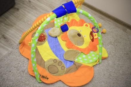 Ігровий коврик. Ужгород. фото 1