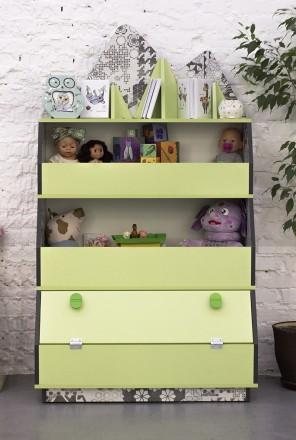 Детская мебель для игрушек. Николаев. фото 1