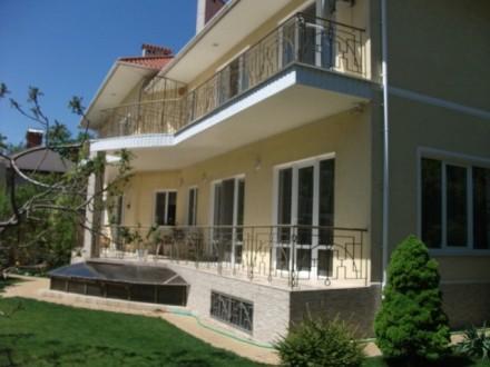 Сдам отдельную часть современного дома, ул.Елочная (2-х комн. кв  с отдельным вх. Одесса. фото 1