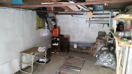 Железный гараж в ГСК  Пирогово в хорошем состоянии не гнилой ,крыша не погнута. . Пирогово, Винницкая область. фото 4