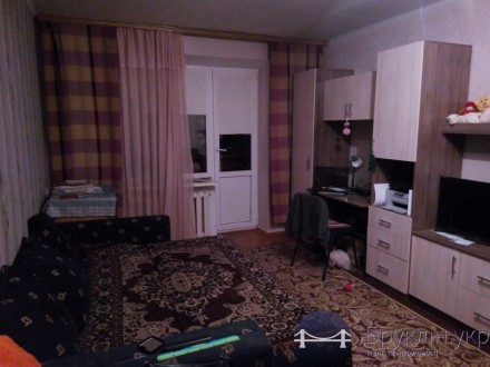 1-комнатная квартира, 31 кв.м. Житомир. фото 1
