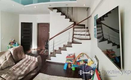 3-комнатная квартира, 78 кв.м. Житомир. фото 1