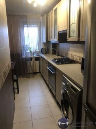 3-комнатная квартира, 66 кв.м. Житомир. фото 1