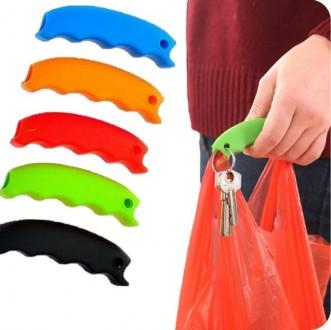 Ручка для переноски пакетов для защиты от передавливания пальцев ручка. Киев. фото 1