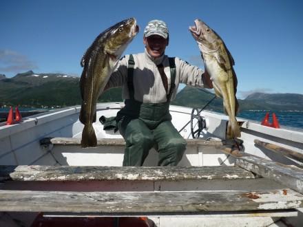 Рыбалка в северной Норвегии !. Славянск. фото 1