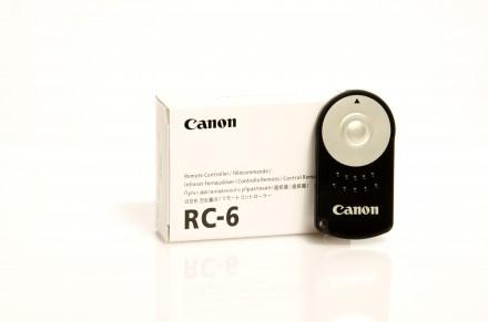 Пульт дистанционного управления Canon RC-6. Днепр. фото 1