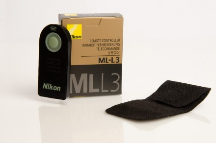 Пульт дистанционного управления Nikon ML-L3. Днепр. фото 1