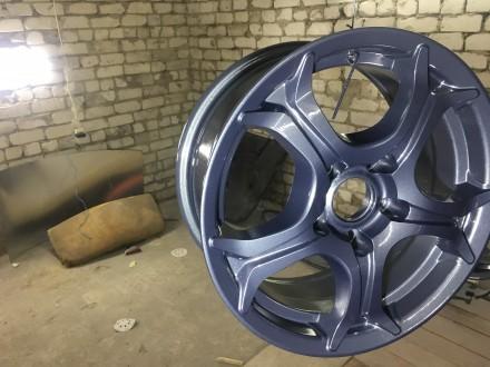 Покраска дисков Авто. Днепр. фото 1