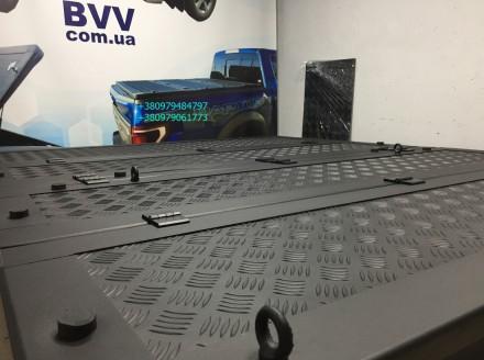 Крышка кузова пикапа, производство силовых алюминиевых крышек багажника для пика. Винница, Винницкая область. фото 7