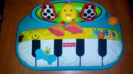 Развивающее пианино Fisher-Price. Бахмут (Артемовск). фото 1