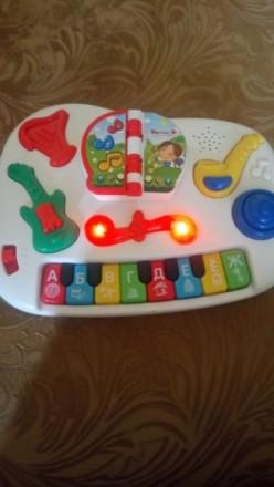Продам детское музыкальное пианино.. Решетиловка. фото 1