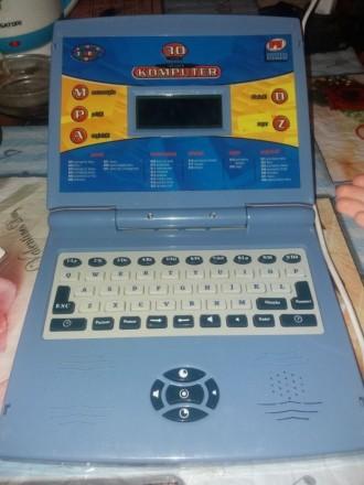Детский обучающий ноутбук на польском языке.. Белая Церковь. фото 1