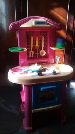 Кухня для девочек. Константиновка. фото 1