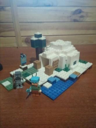 Лего конструктор б/у. Фастов. фото 1