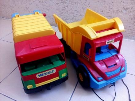 Машинки Wader. Кременчуг. фото 1