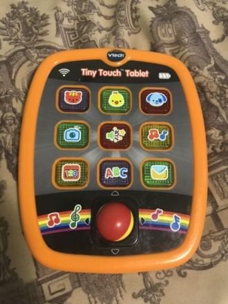 Іграшка планшет vtech. Чертков. фото 1