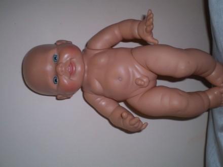 Лялька кукла пупс пупсик анатомический мальчик. Белгород-Днестровский. фото 1