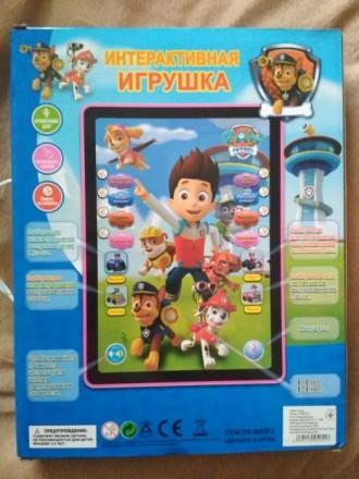 Детский интерактивный планшет. Овруч. фото 1