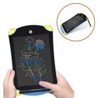 Планшет графический для рисования и заметок LCD 8.5'' цветной. Ровно. фото 1