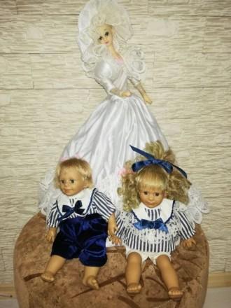 Куклы колекционные.. Синельниково. фото 1