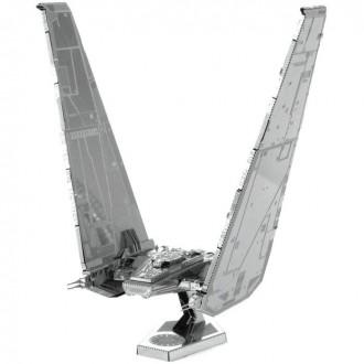 Конструктор Металлический 3Д пазл 3D puzzle Star Wars Разные Модели. Житомир. фото 1