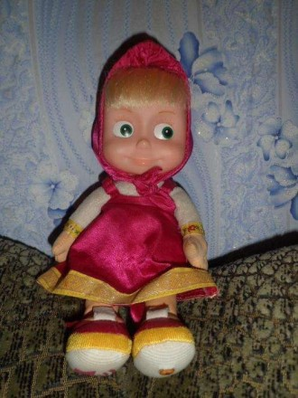 кукла Маша. Лиман (Красный Лиман). фото 1