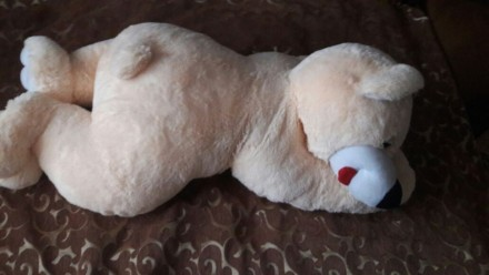Продам большого мягенького плюшевого мишку.. Киев. фото 1