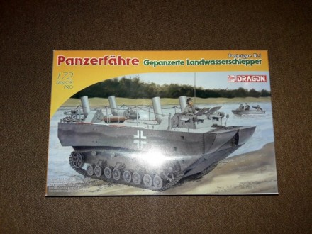 Сборная модель танка Panzerfarhe Dragon 1:72. Ирпень. фото 1
