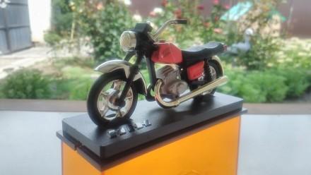 Модель мотоцикла ИЖ. Измаил. фото 1