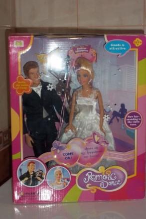 Кукла Барби с женихом Кеном .. Стрый. фото 1