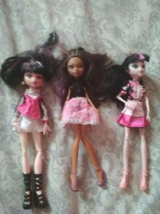 Куклы Monster High. Кременчуг. фото 1