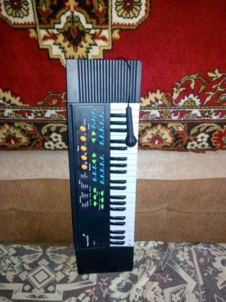 Детский синтезатор. Бердянск. фото 1