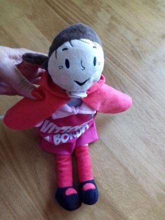 Кукла/Лялька Vittoria/Игрушка с Италии. Ивано-Франковск. фото 1