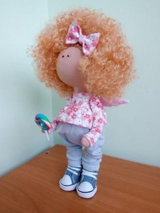 Интерьерная кукла. Хмельницкий. фото 1