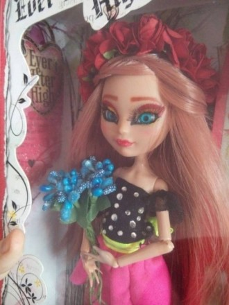 Кукла Евер Афтер Хай ЕАХ. Староконстантинов. фото 1