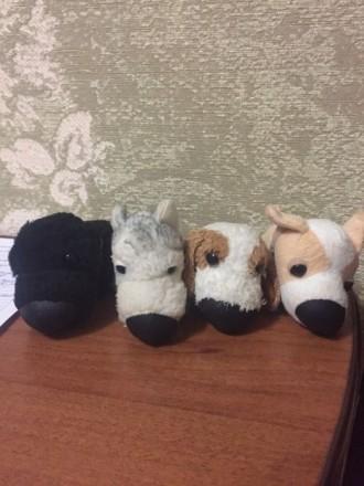 Собачки мягкие. Кременчуг. фото 1