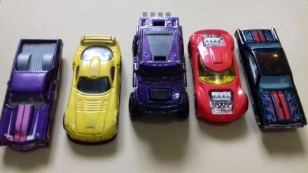 Машинки Hot Wheels. Ирпень. фото 1