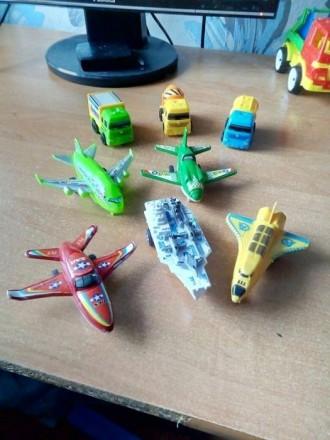 Машинки и самолетики. Мелитополь. фото 1